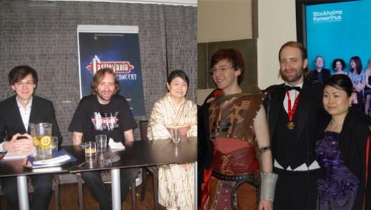 Castlevania: Symphony of the Night blev det stora genombrottet för Michiru Yamane. År 2010 besökte hon Stockholm för att medverka på Castlevania: The Concert. Här är första delen i en serie av ej tidigare publicerade intervjuer från förr.