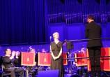 Underscore Productions bjöd på en annorlunda konsert med blåsorkester i Filadelfiakyrkan, Stockholm. Världspremiär för Battlefield 1, jazziga toner från Grim Fandango och ett mästerligt extranummer.